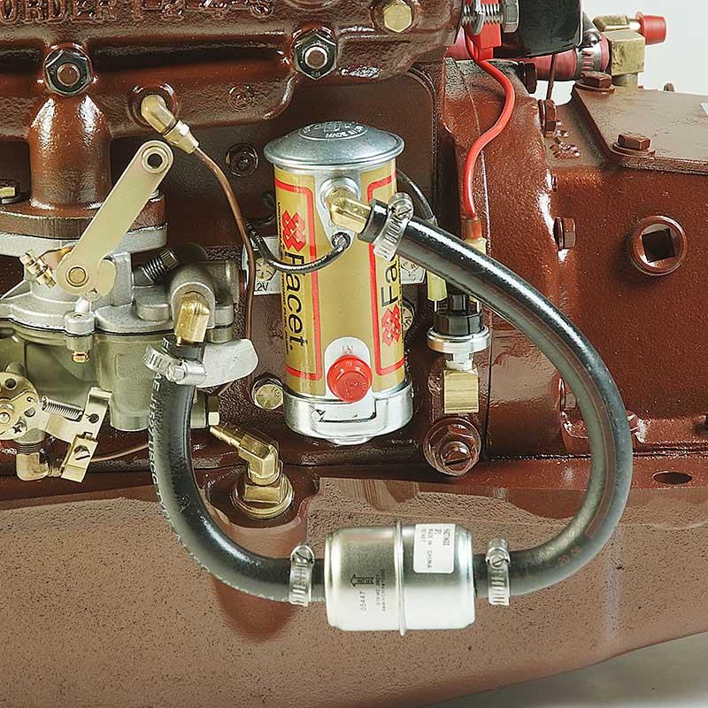 Engine-mounted electric fuel pump kit – moyermarineMoyer Marine