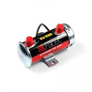 electric fuel pump – 3-4 psi