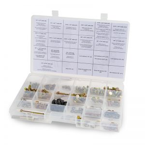 External fastener kit