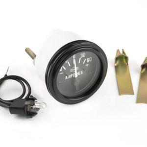 ISSPRO Ammeter (black)