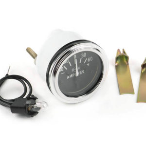 ISSPRO Ammeter (chrome)
